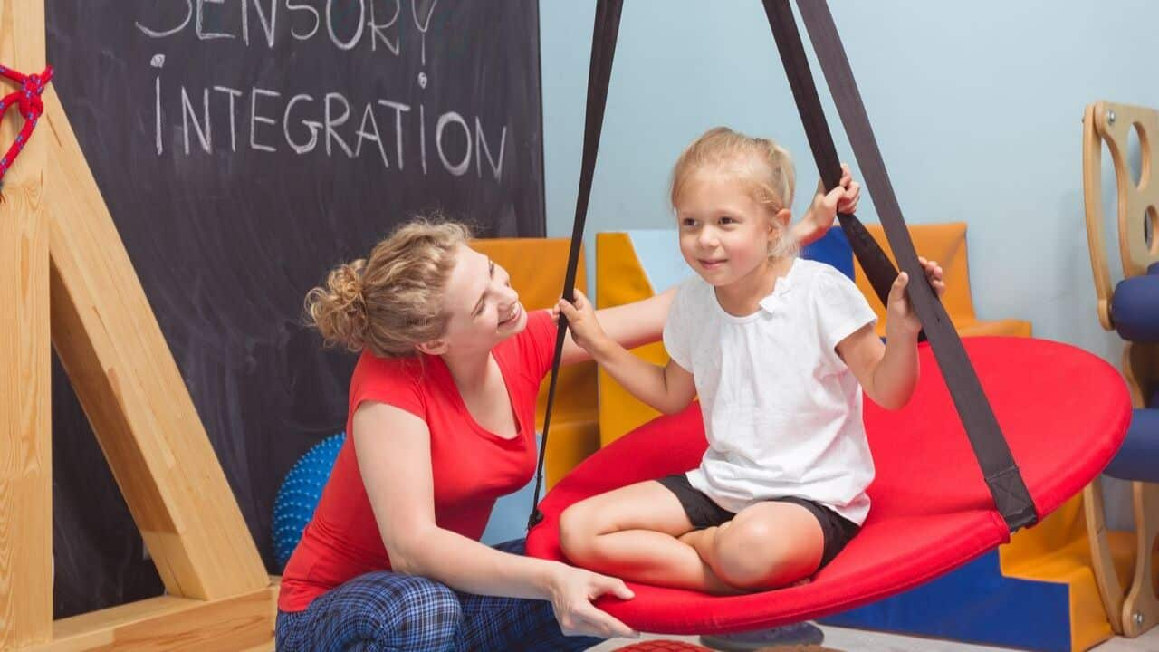 sensory integration autism