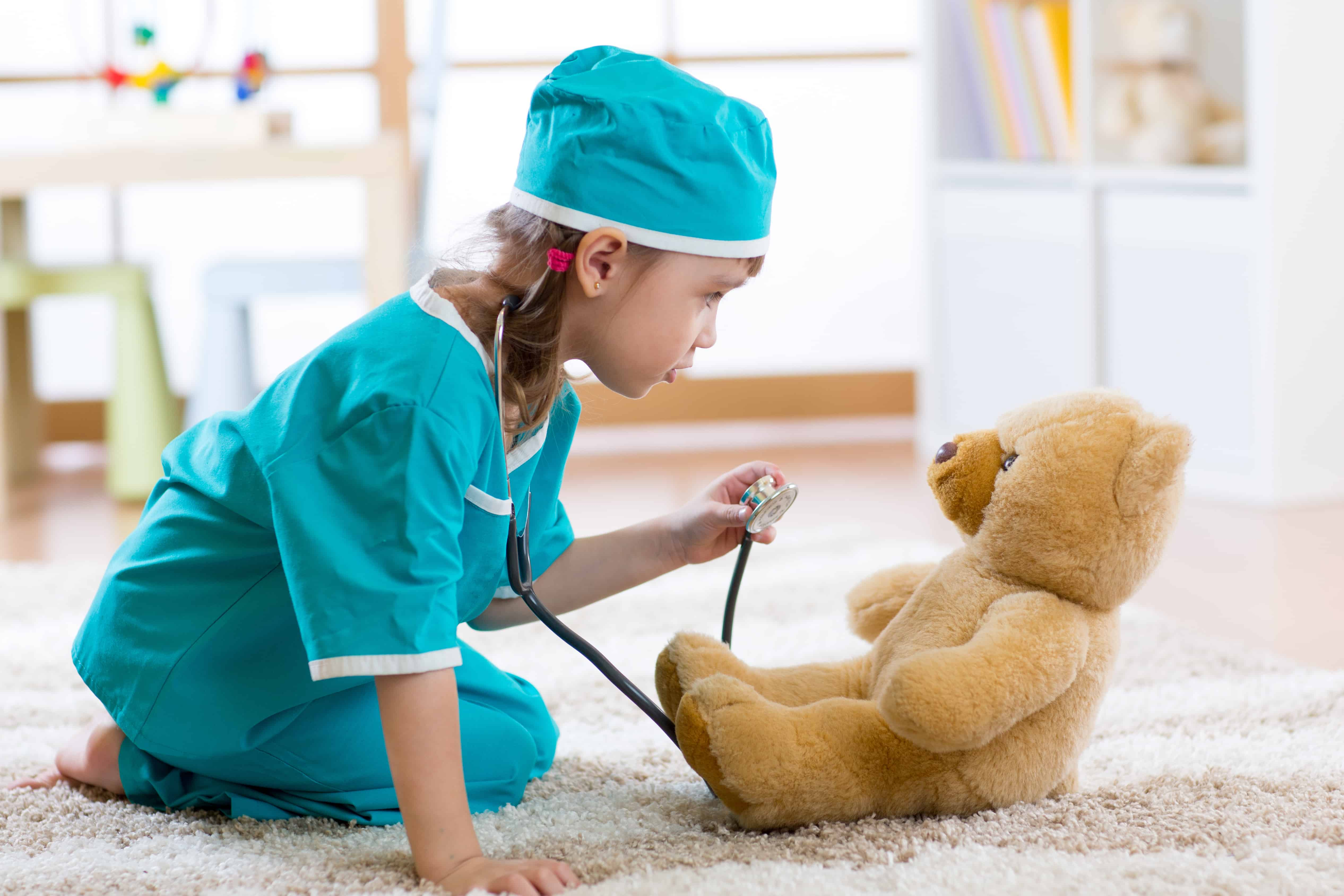 medical play, medical anxiety, autism