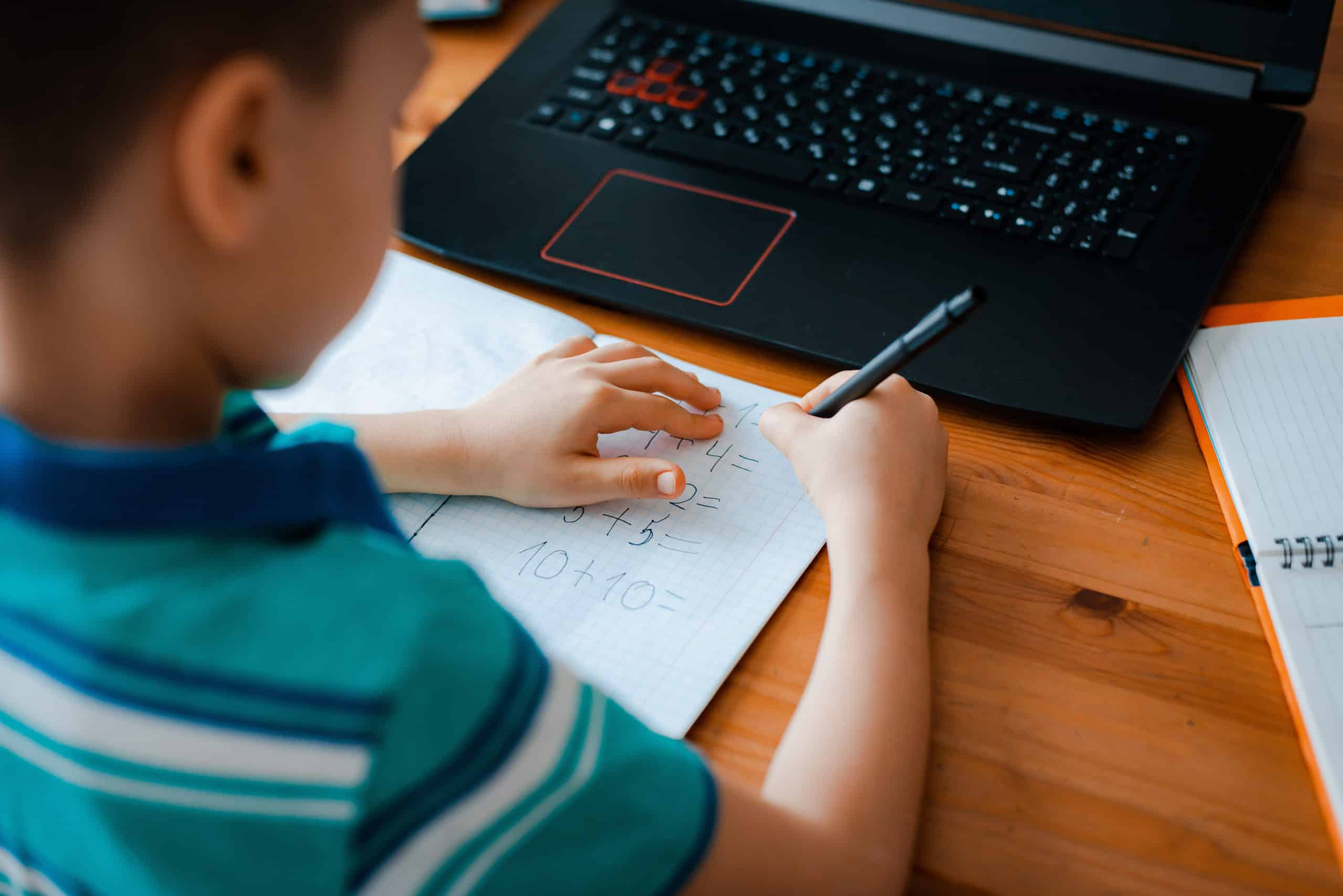 distance learning, school covid 19, autism